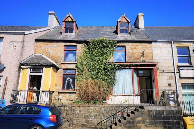 4 bed terraced house for sale in King Street, Brynmawr, Ebbw Vale NP23