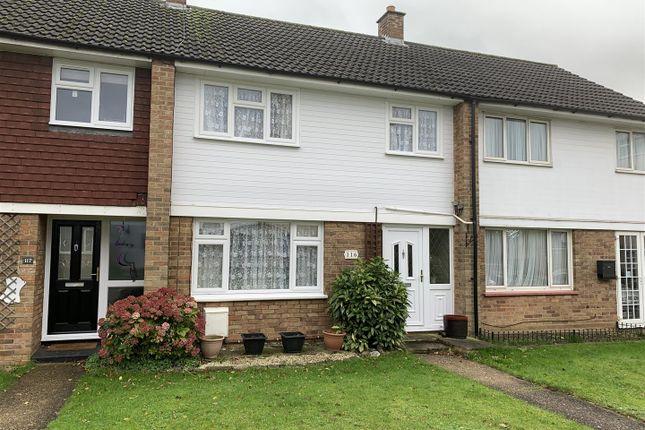 Thumbnail Terraced house for sale in Nicholls Field, Harlow