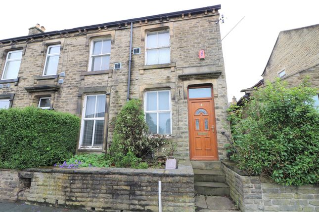 Thumbnail 2 bed terraced house for sale in Slade Lane, Brighouse