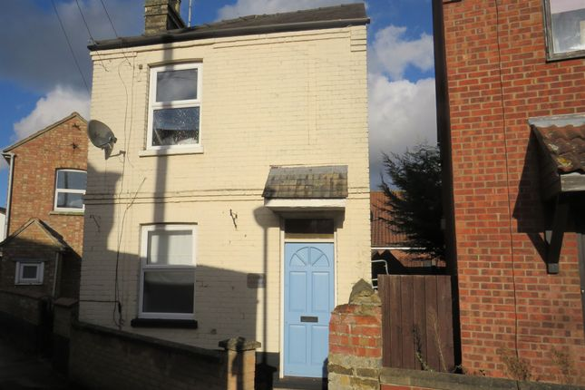Thumbnail Flat for sale in New Cut, Newmarket