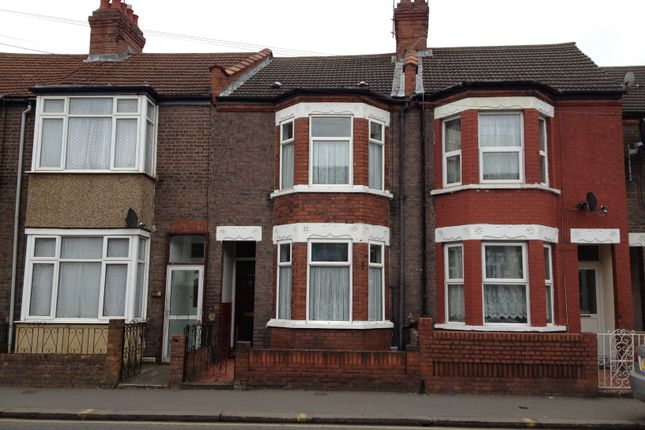 Thumbnail Terraced house to rent in Leagrave Road, Luton, Beds