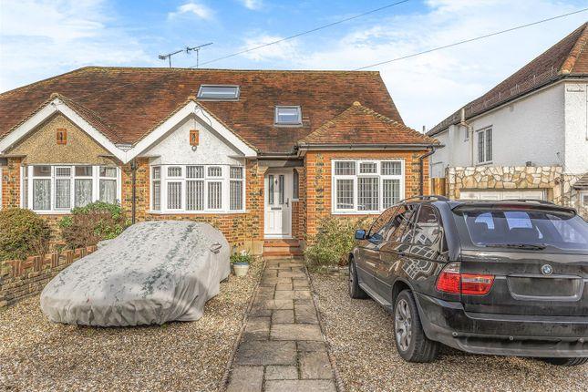 Thumbnail Semi-detached bungalow for sale in Baldwins Lane, Croxley Green, Rickmansworth