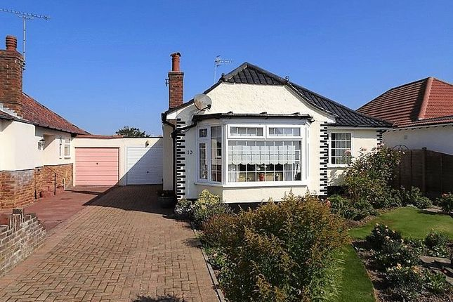 Thumbnail Detached bungalow to rent in Crowborough Drive, Goring-By-Sea, Worthing