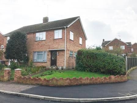 Thumbnail Semi-detached house for sale in 7 Alder Drive, Chelmsford, Essex