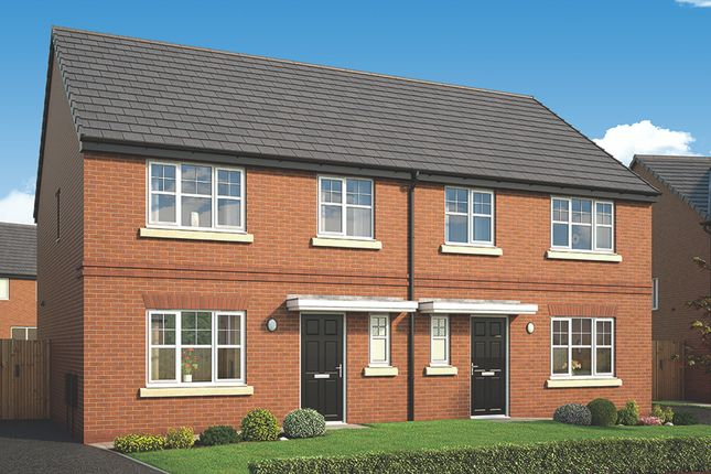 """4 bed property for sale in """"The Clifton"""" at Borrowdale Road, Middleton, Manchester M24"""