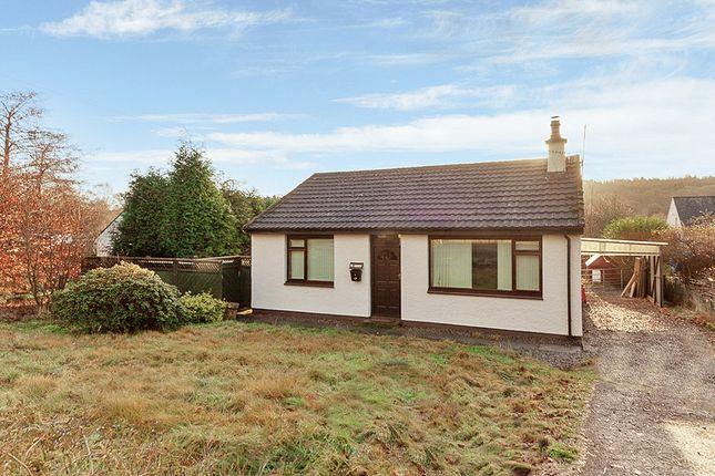 Thumbnail Detached bungalow for sale in Spean Bridge, Spean Bridge, Fort William, Inverness-Shire