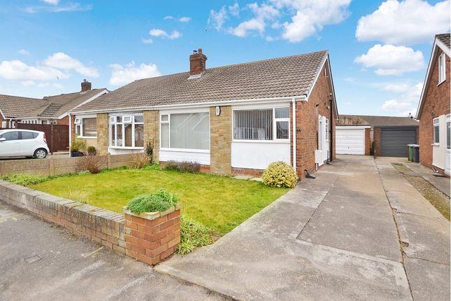 Thumbnail Semi-detached bungalow to rent in Wendel Avenue, Barwick In Elmet, Leeds