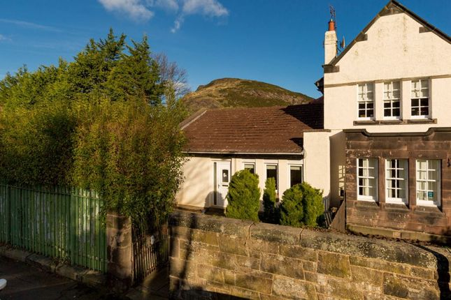 Thumbnail Semi-detached house for sale in 6A, Priestfield Road North, Edinburgh EH165Hs