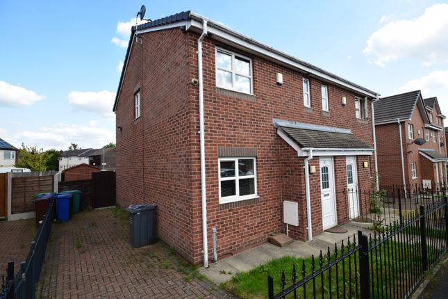 Thumbnail Semi-detached house to rent in Rushberry Avenue, Manchester