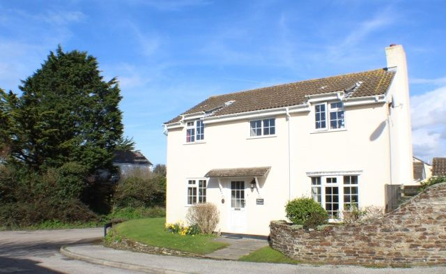 Thumbnail Detached house for sale in Lower Elms, St. Minver, Wadebridge
