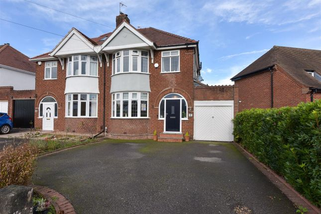 Thumbnail Semi-detached house for sale in Windsor Road, Norton, Stourbridge