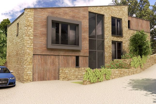 Thumbnail Detached house for sale in Box Lane, Bathford, Bath
