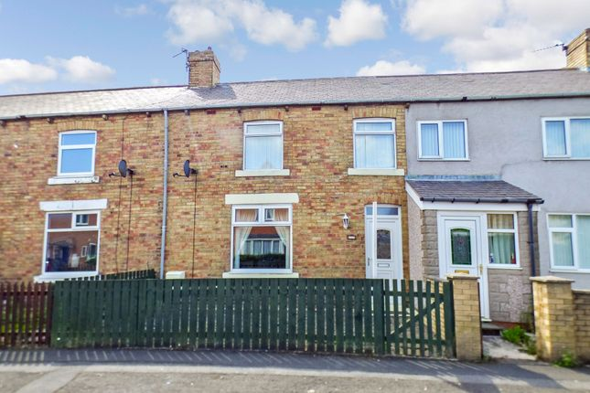 Thumbnail Terraced house for sale in Sycamore Street, Ashington