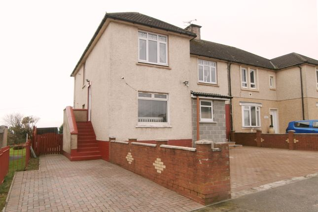 Thumbnail Flat for sale in Monklands View Crescent, Bargeddie, Glasgow