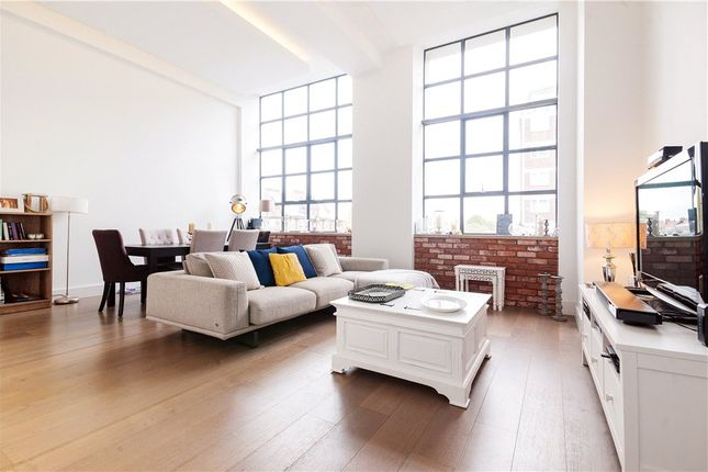 Thumbnail Flat to rent in The Textile Building, Chatham Place, Hackeny, London