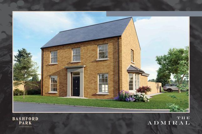 Thumbnail Detached house for sale in Bashford Park, Carrickfergus