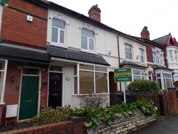 Thumbnail Terraced house for sale in Franklin Road, Bournville, Birmingham, West Midlands