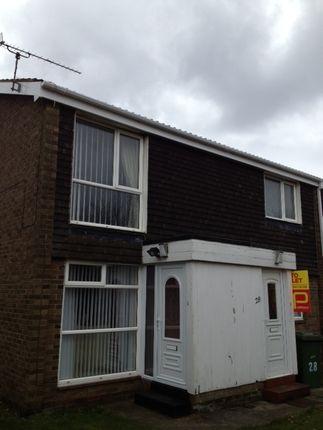 Thumbnail Flat to rent in Wedderlaw, Cramlington