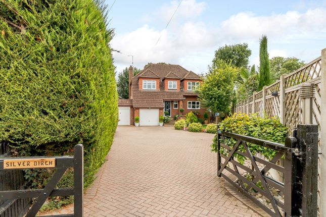 Thumbnail Detached house for sale in Brookside Avenue, Staines-Upon-Thames