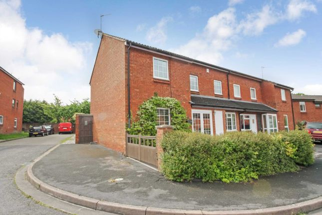 4 bed end terrace house to rent in Ebble Close, Aylesbury