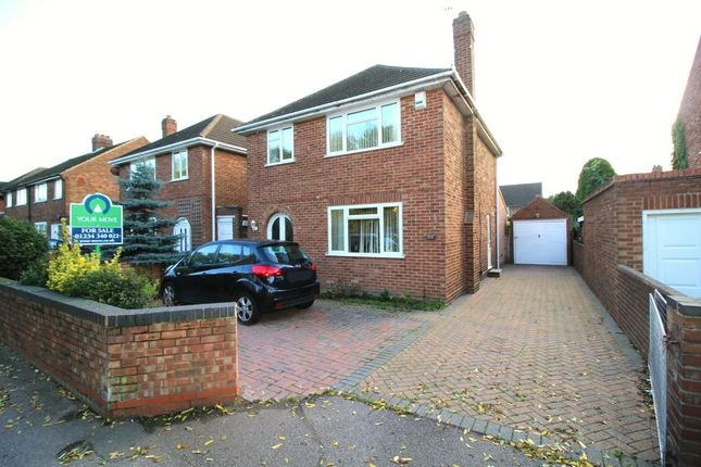 Thumbnail Detached house for sale in Cardington Road, Bedford, Bedfordshire
