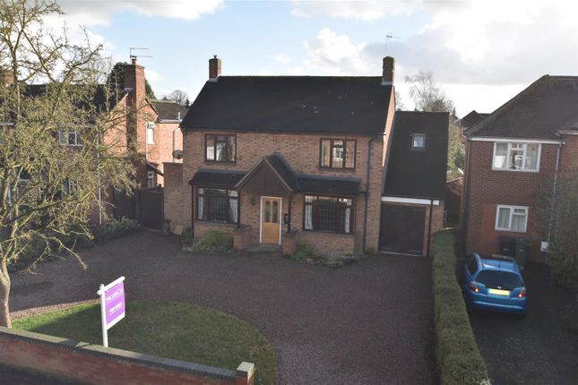 Thumbnail Detached house for sale in Croome Road, Worcester