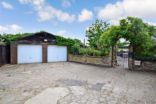 Garages of Hodsoll Street, Meopham, Kent TN15