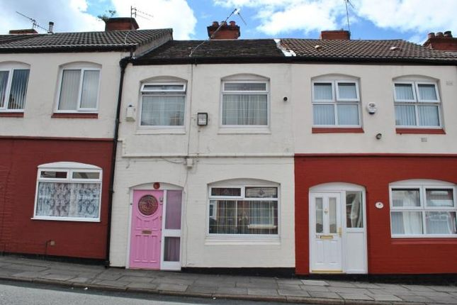 Thumbnail Terraced house for sale in Sapphire Street, Liverpool, Merseyside