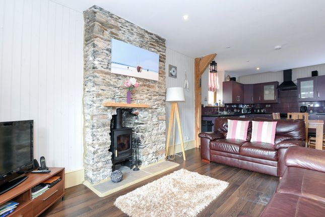 Thumbnail Flat for sale in Fore Street, Salcombe, South Devon