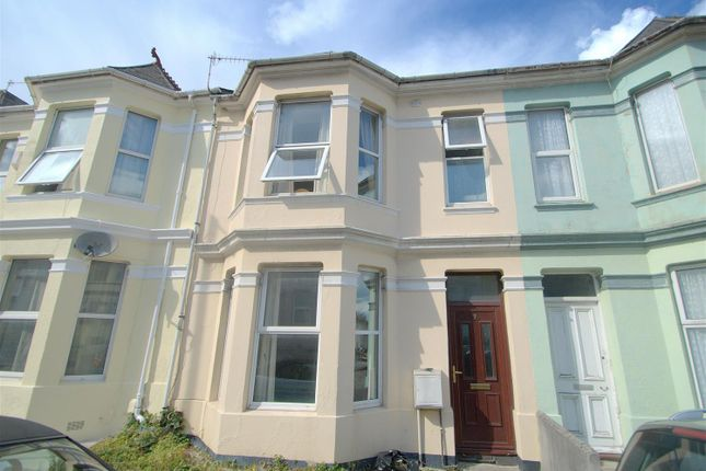 Thumbnail Terraced house for sale in Grenville Road, Plymouth