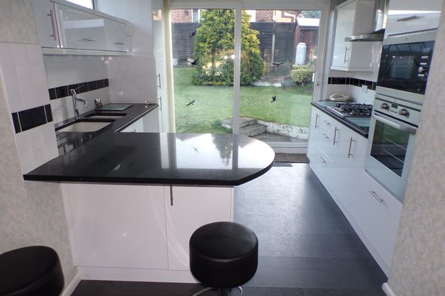 Kitchen of School Lane, Higham, Rochester ME3