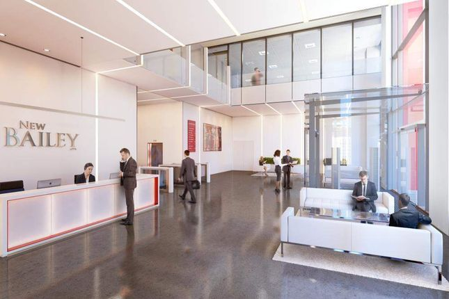 Thumbnail Office to let in One New Bailey Manchester, Manchester