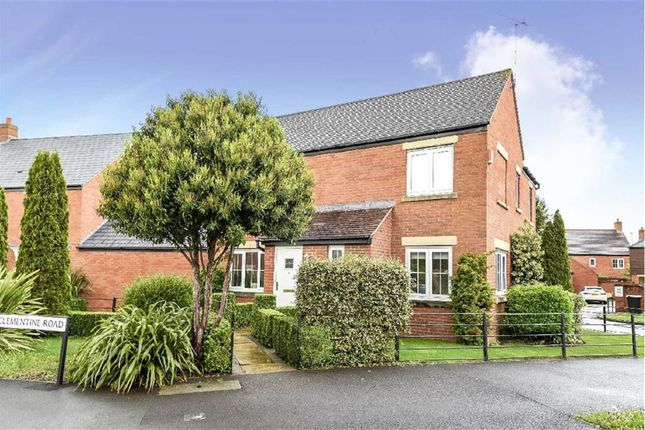 Thumbnail Detached house to rent in Clementine Road, Oakhurst, Wiltshire