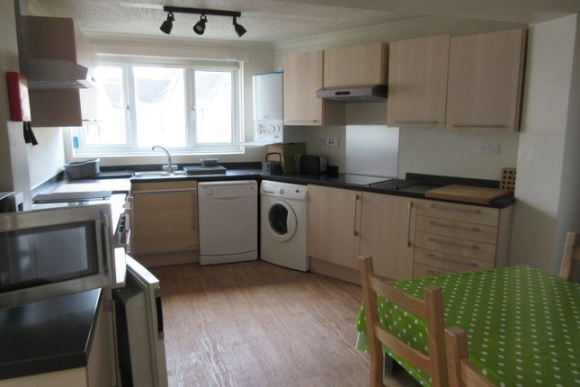 Thumbnail Shared accommodation to rent in Glen Park Avenue, North Road East, Plymouth