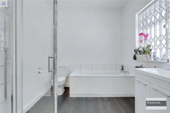 Bathroom of Winston Avenue, Kingsbury, London NW9