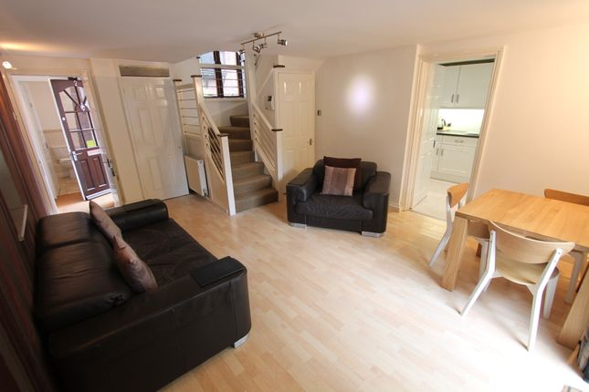 Thumbnail End terrace house to rent in Morrell Street, Leamington Spa
