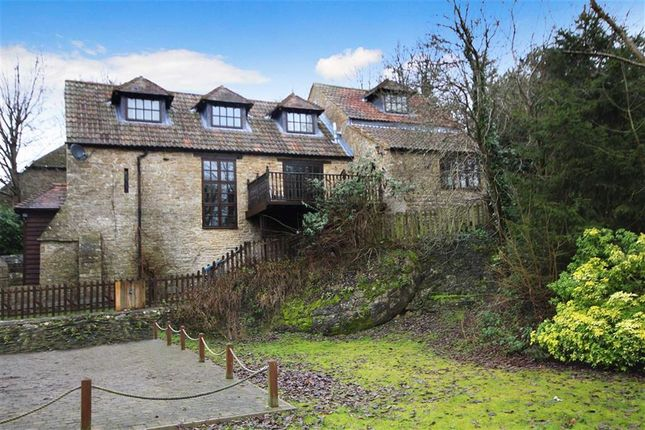Thumbnail Detached house for sale in Mill Lane, Old Town, Swindon, Wiltshire