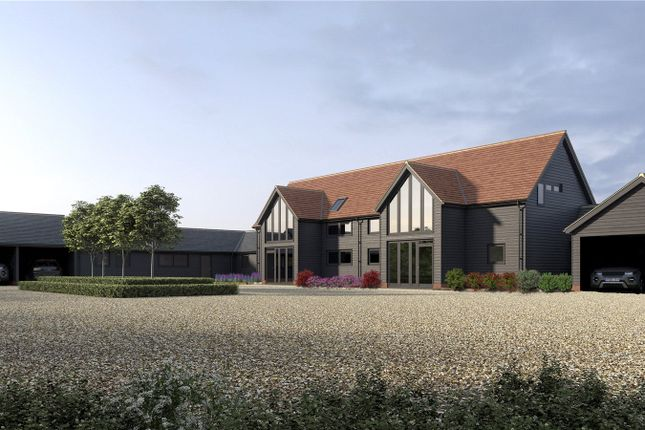 Thumbnail Mews house for sale in Maldon Hall Farm, Spital Road, Maldon, Essex