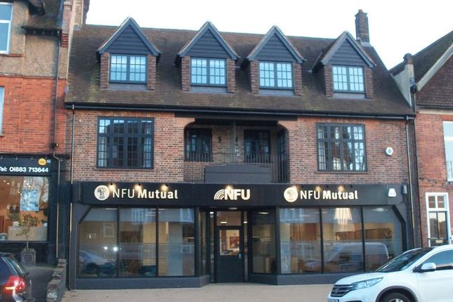 Thumbnail Flat to rent in Hoskins Road, Oxted