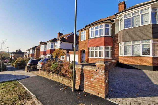 Thumbnail Property to rent in Monkfrith Way, London