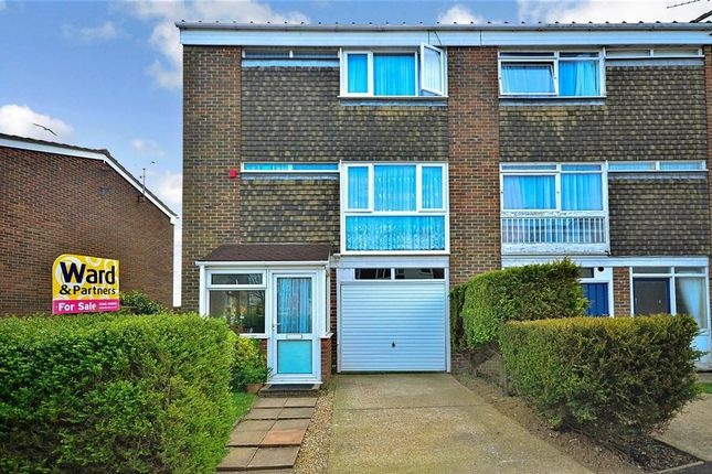 2 bed end terrace house for sale in Oxenden Road, Folkestone, Kent