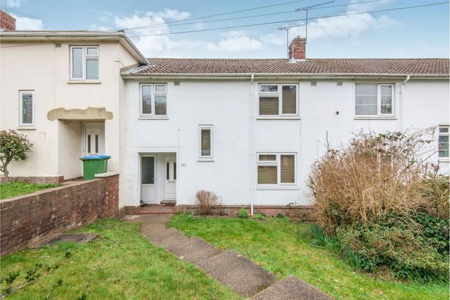 Thumbnail Terraced house for sale in Romsey Road, Shirley, Southampton
