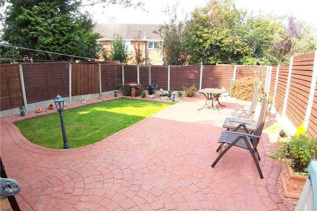 Rear Garden of Chesterton Road, Spondon, Derby DE21