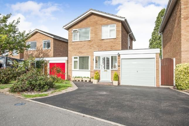 Thumbnail Detached house for sale in St Marys Road, Stratford-Upon-Avon, Stratford, Warwickshire
