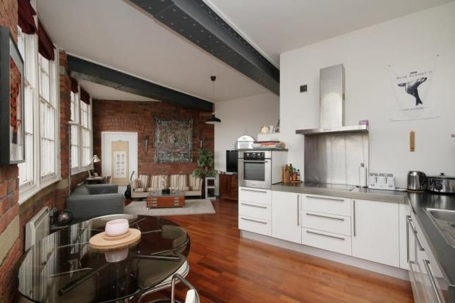 Kitchen / Lounge of Mazda Building, 4 St. Peters Close, Sheffield, South Yorkshire S1