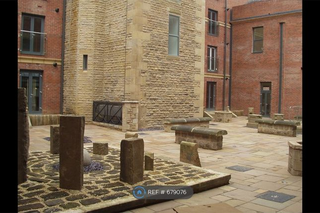 Courtyard of Middlewood Rise, Sheffield S6