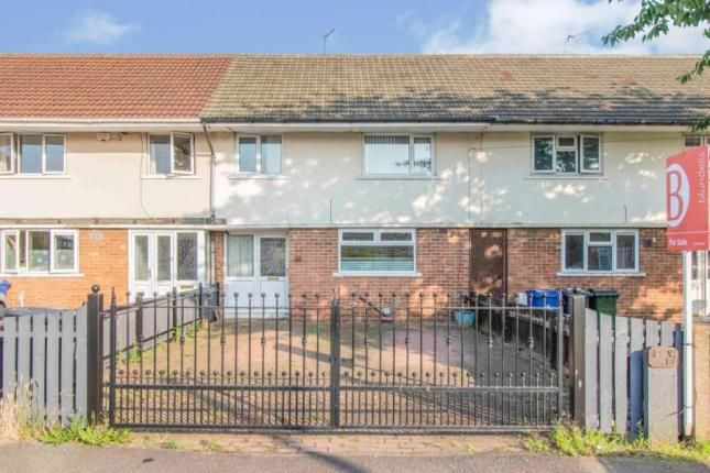 Thumbnail Terraced house for sale in Huntingdon Road, Doncaster