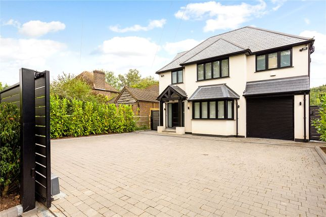 Thumbnail Detached house for sale in Rook Lane, Chaldon, Caterham