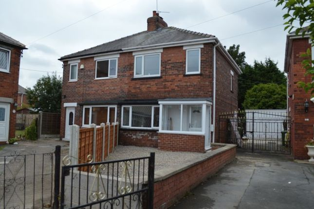Thumbnail Semi-detached house to rent in Doncaster Square, Knottingley