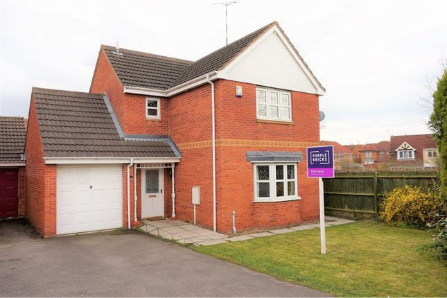 Thumbnail Link-detached house for sale in Seaton Road, Thorpe Astley
